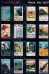 Tiny Signs O107  SR Travel Posters Small